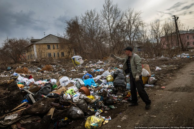 Пошарпанная Россия: репортаж из провинциальной Сызрани - Цензор.НЕТ 9465