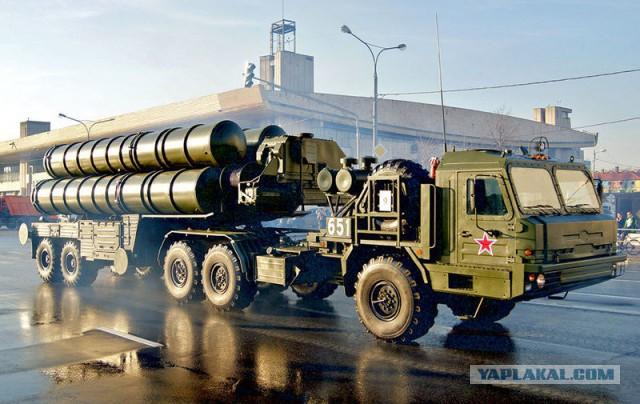 СМИ узнали о продаже Китаю комплексов С-400