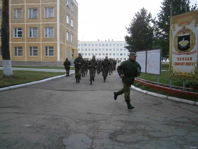 Армия по срочке. Отчёт №4
