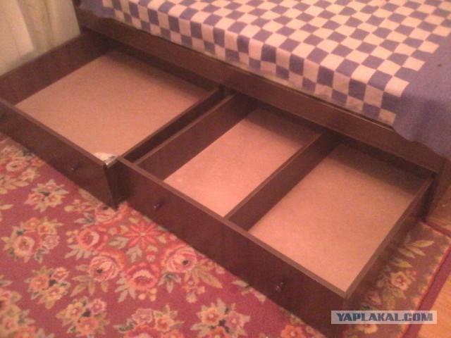 Ящики под кровать своими руками