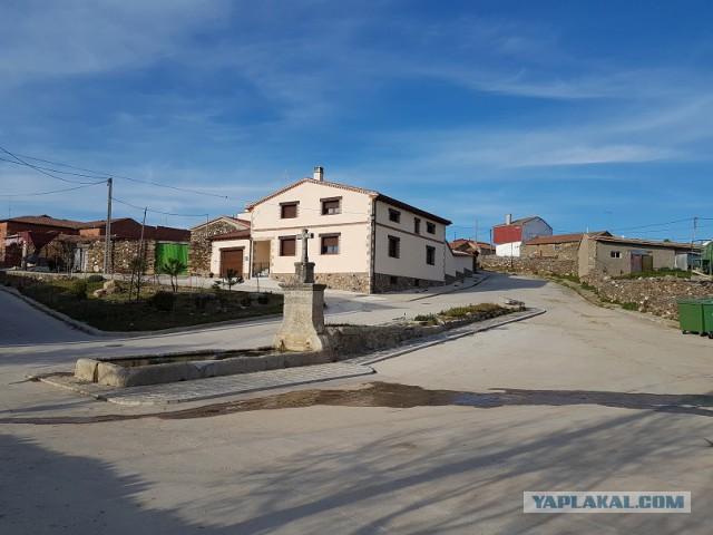 Настоящая Испания: дом в деревне, обычаи и современность
