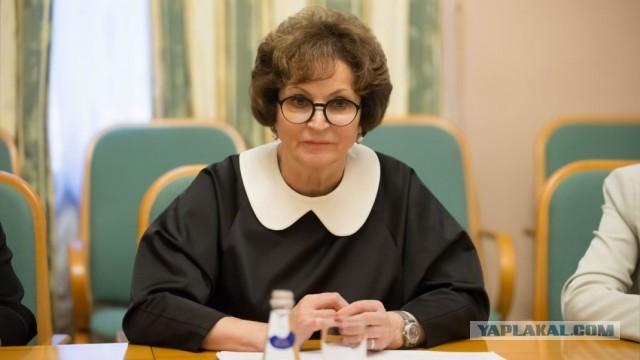 """У главы """"Союза Женщин России"""", которая пожаловалась Путину на мороженое оказались неплохие часы. Всего за 1 200 000 руб."""