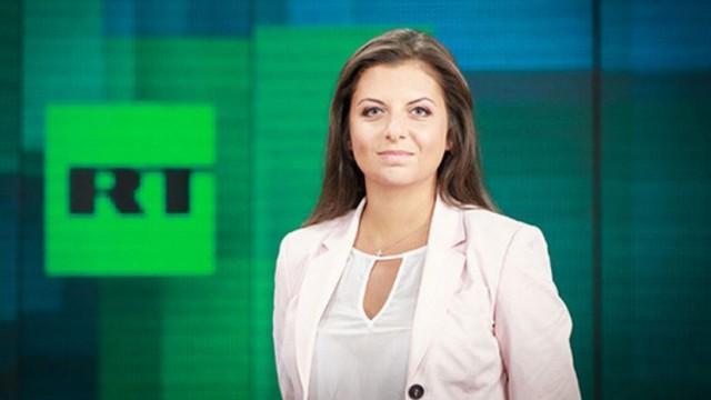 Симоньян о замечании Порошенко: умилил до слёз