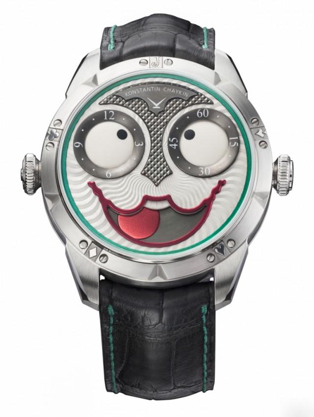 Российский часовщик поразил швейцарских экспертов