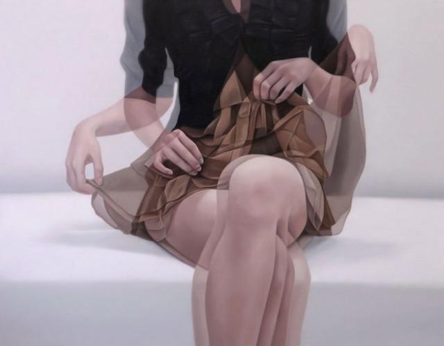 Возможность заглянуть под юбку