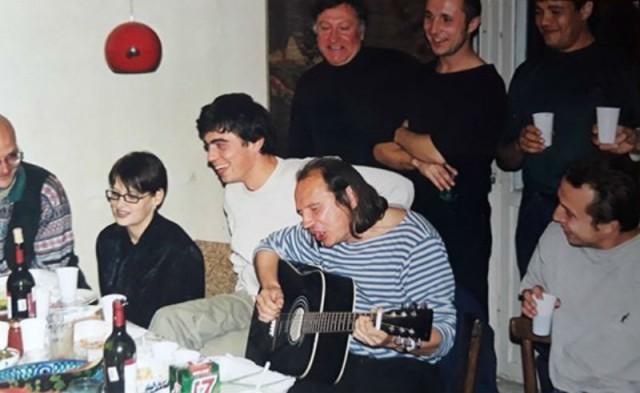 «Требую продолжения банкета»: редкие фото советских знаменитостей во время застолий