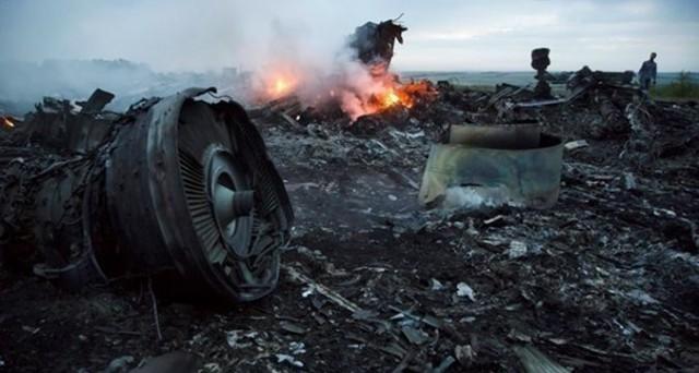 Минобороны Украины обнародует переговоры диспетчеров с экипажем лайнера MH17
