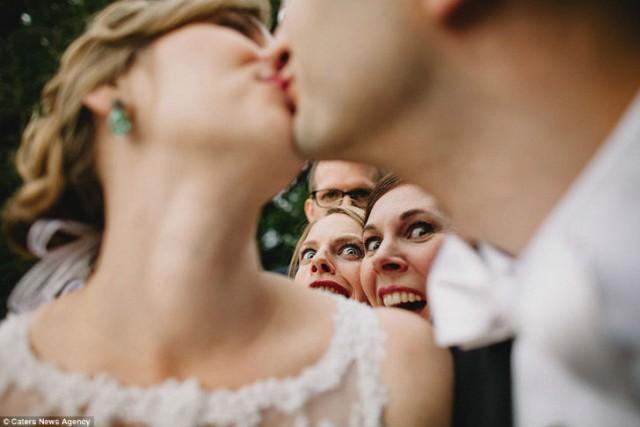 Фотографии, которые не прошли цензуру невесты