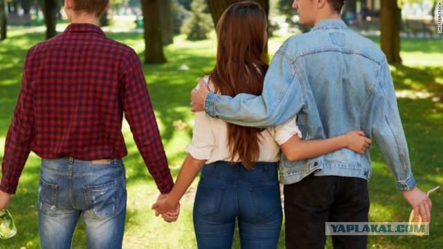 CNN призывает мужчин «делиться» женами с друзьями