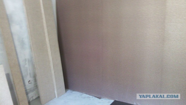 Первый опыт работы с мебелью и гипсокартоном