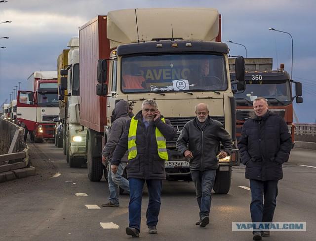 Приравнять автопробеги к демонстрациям