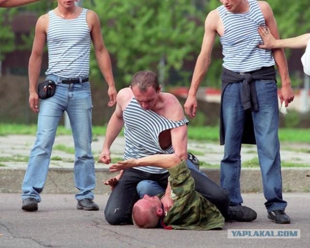 День ВДВ, это не праздник, это позор России.