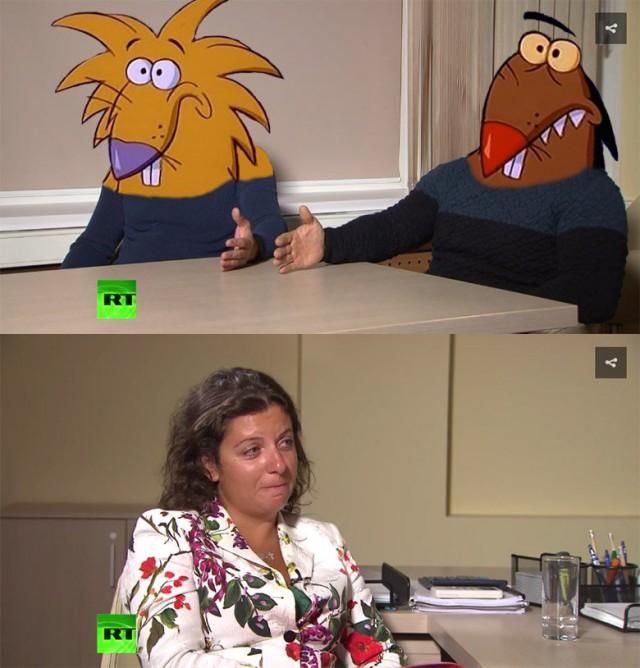 """Этих """"отравителей"""" в интервью как только не стебут!"""