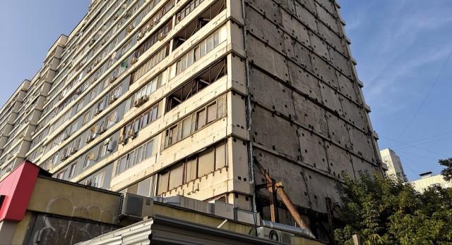 Дом, который построило Минобороны: как московская панелька из 90-х больше 20 лет находится на грани обрушения