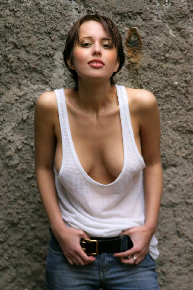 Kristin kreuk naked