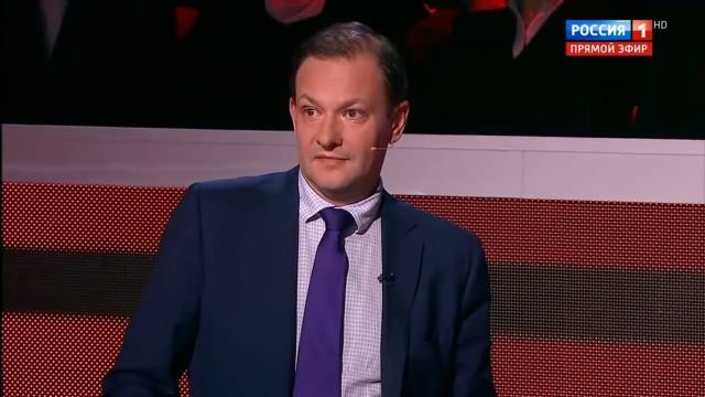 Ведущий Брилев заявил о наличии у него британского паспорта