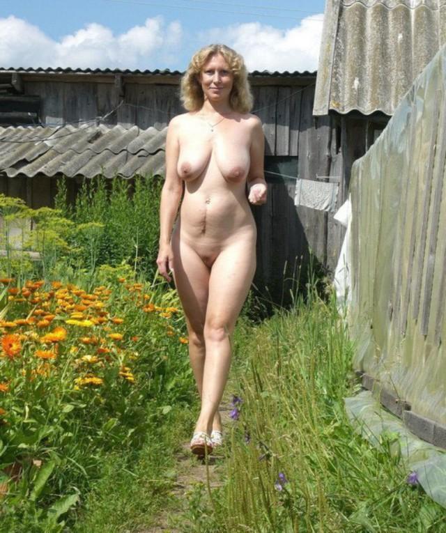 Русское любительское порно на даче