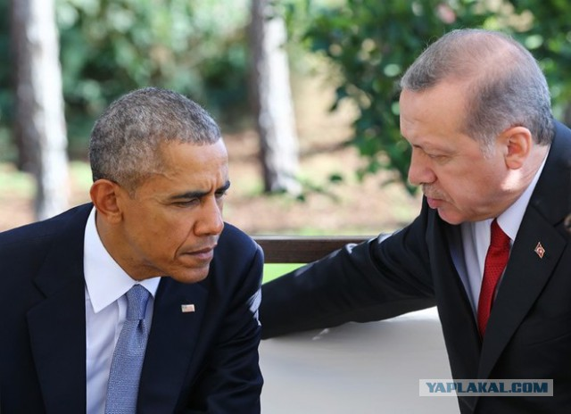 Обама утвердил план Эрдогана уничтожить самолет РФ