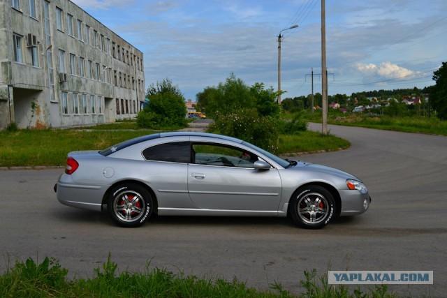 Продам Chrysler Sebring Coupe по цене Жигулей