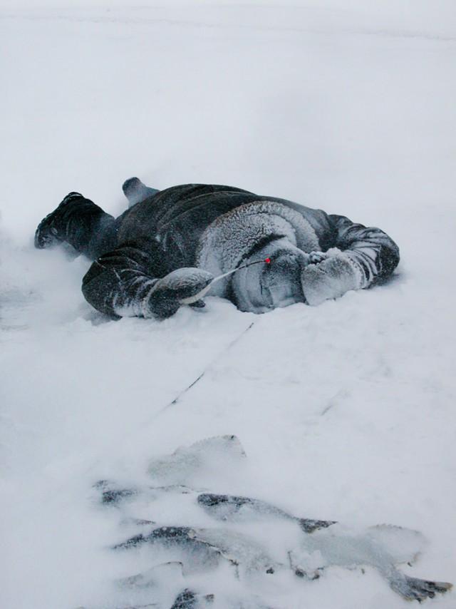 что сделать чтобы на рыбалке не замерзли ноги