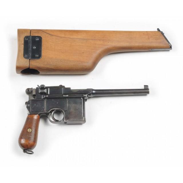 Искусство оружия: Mauser C.96