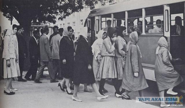 Женщины Афганистана при СССР и при США