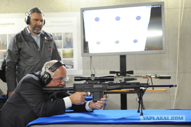 Чем заменят винтовку СВД?