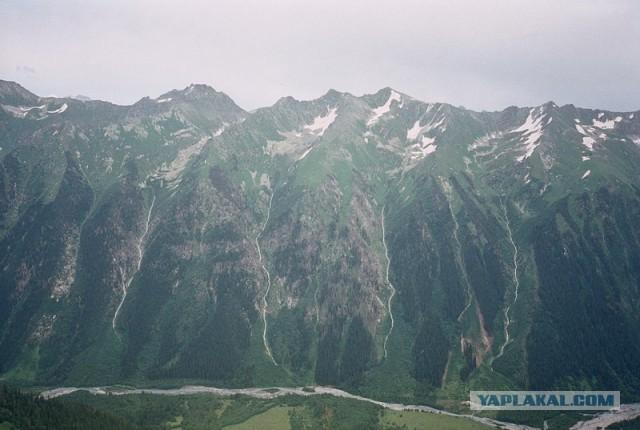 Как я в горы ходил