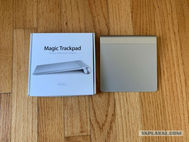 Мышь от надкушенного яблока magic trackpad 1