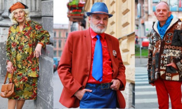 Стильные пенсионеры России