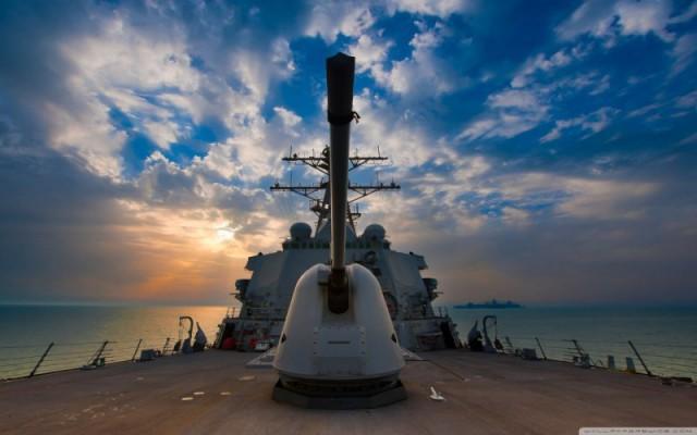 «Деградация» эсминцев типа «Арли Берк» флота США