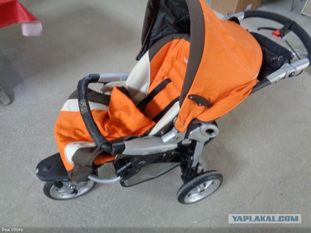 Продам GT3  (детский транспорт)