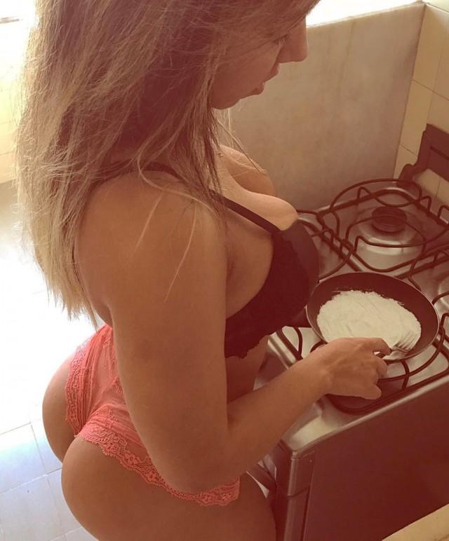 Пора на кухню
