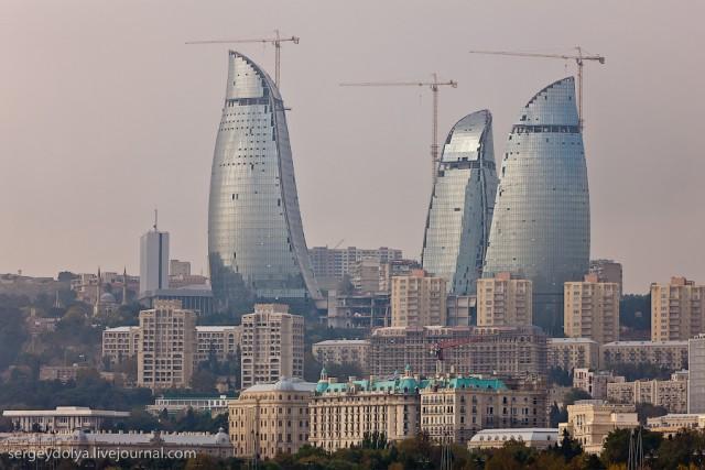 Современный Баку