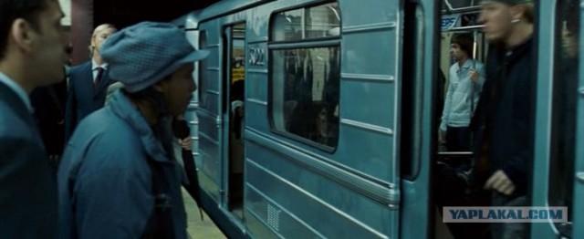 Мытищинские вагоны в Нью-Йоркском метро!