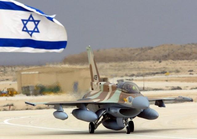 Израиль как всегда... отбомбился в тихаря