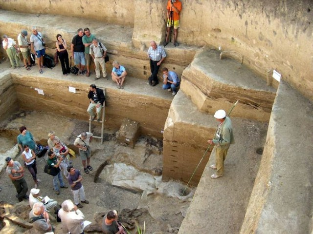 Сунгирь – древняя стоянка первобытного человека
