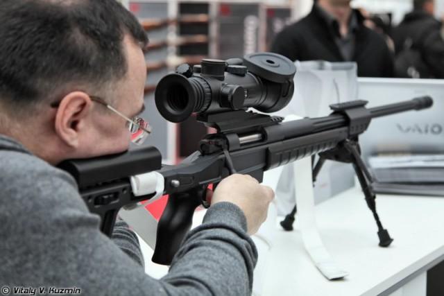 Выставка Оружие и Охота 2012