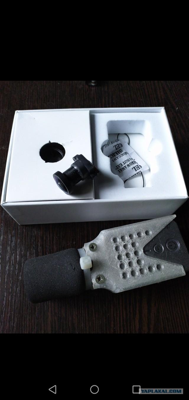 Экшен камера run cam2