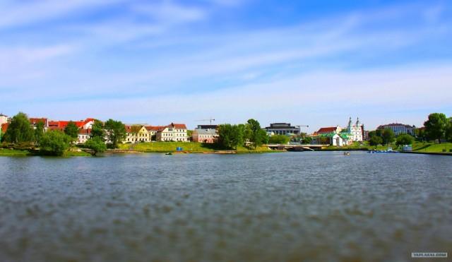 Фотоотчет о поездке в Беларусь!