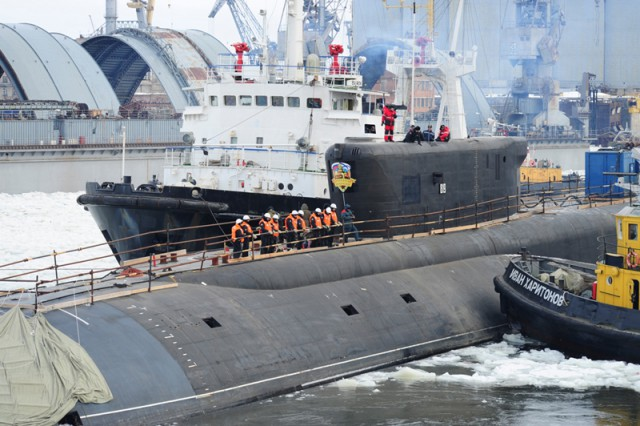 Какие корабли получит ВМФ России в 2014 году?