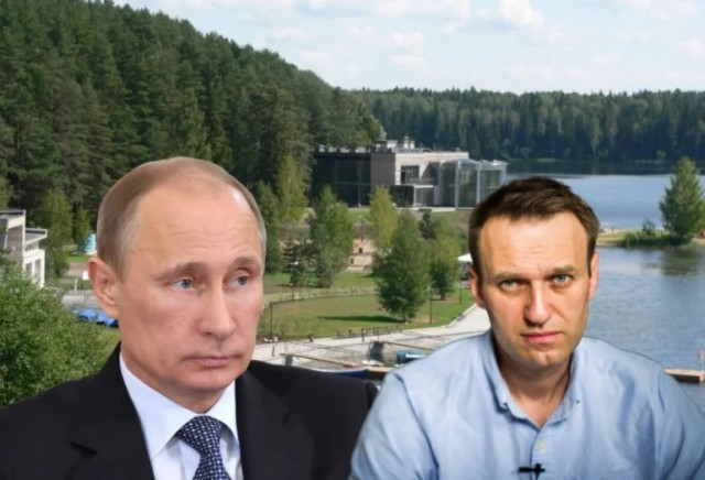 Навальный прокомментировал информацию в СМИ об «уехавшем из Москвы Путине с семьёй на резиденцию УДПРФ в Валдае»