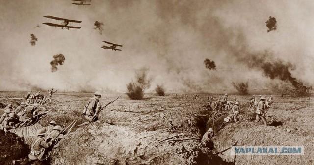 Жестокие фото свидетельства Первой Мировой