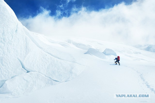 Про мое восхождение на гору Гашербрум II (8035 метров) в Пакистане