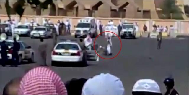 Будни Саудовской Аравии