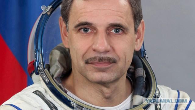 Российский космонавт Михаил Корниенко занял 22-е место в списке 50 влиятельнейших людей мира