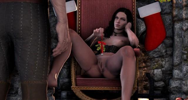 Witcher порно косплей 12634 фотография