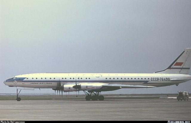 Ту-114. Совместное предприятие