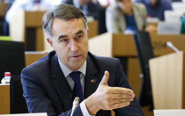 Депутат Европарламента от Литвы объявил голодовку