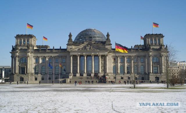 Половина жителей Германии боится войны